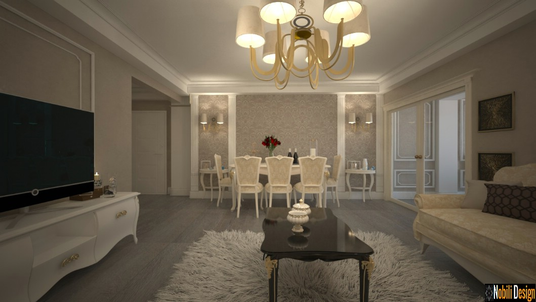 Interior design apartment project 1