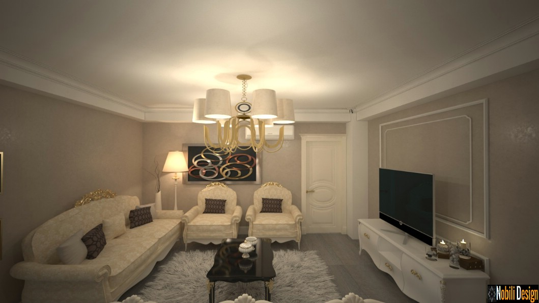 Interior design apartment project 10