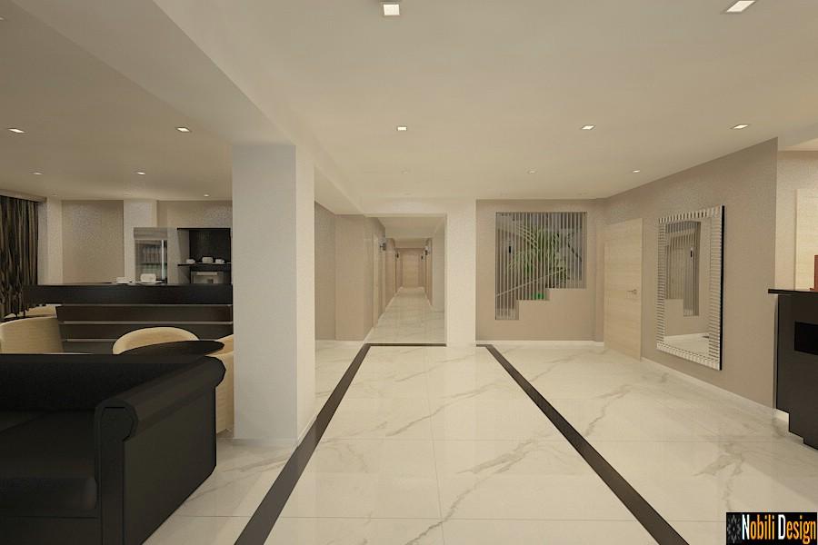 Interior design modern hotel in munich interior design for Interior design munich