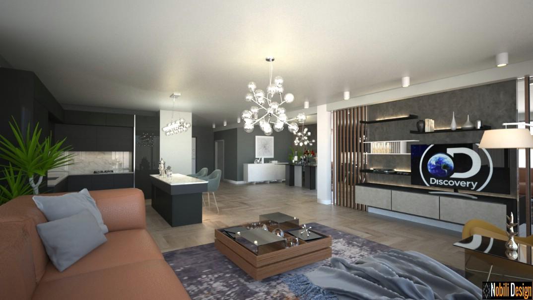 Modern House Interior Design Concept In London Nobili