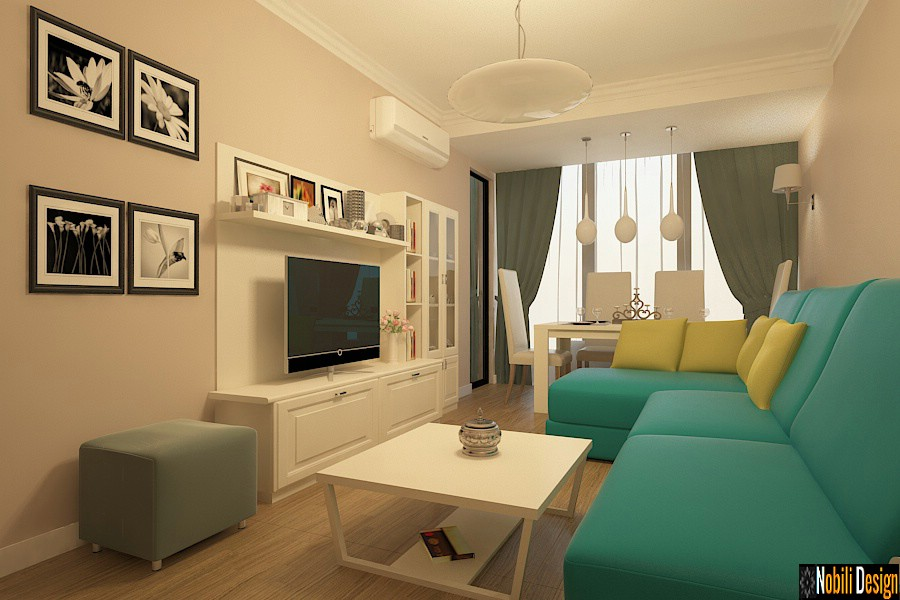Luxury classic style project for an apartment - Nobili ...