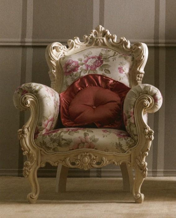 Klasik salon koltukları Meteora 11