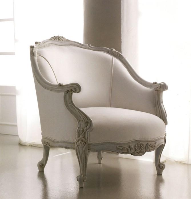Klasik salon koltukları Meteora 12