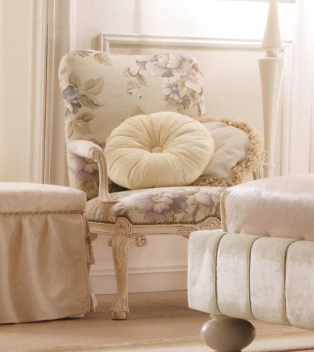 Klasik salon koltukları Meteora 21