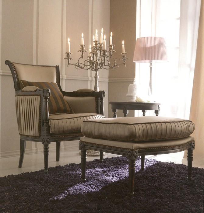 Klasik salon koltukları Meteora 6