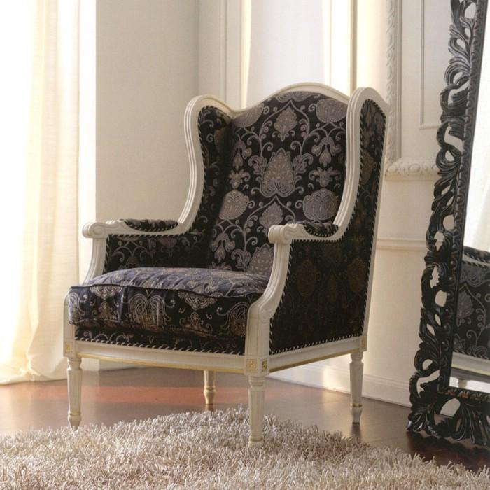 Klasik salon koltukları Meteora 7
