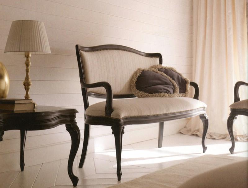 Klasik oturma odası mobilyaları Chic 2