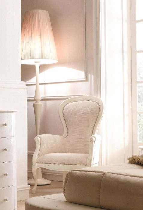 Classic de luxe bedroom furniture Charme 6