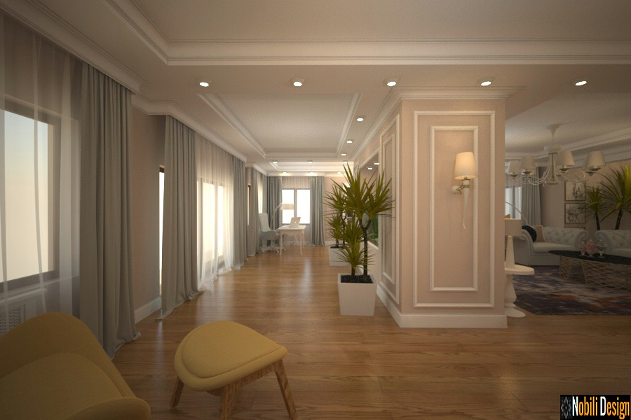 interior design classic house rijeka croatia | Interior design classic home.