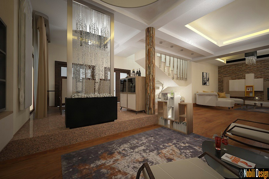 Luxury contemporary interior design home in Liverpool