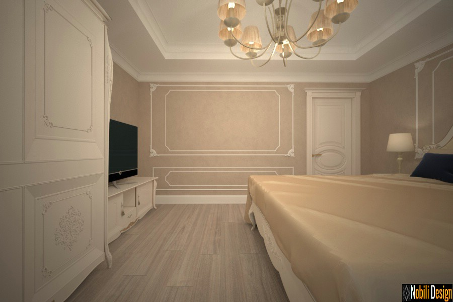 Glamourous hotel interior design project 2