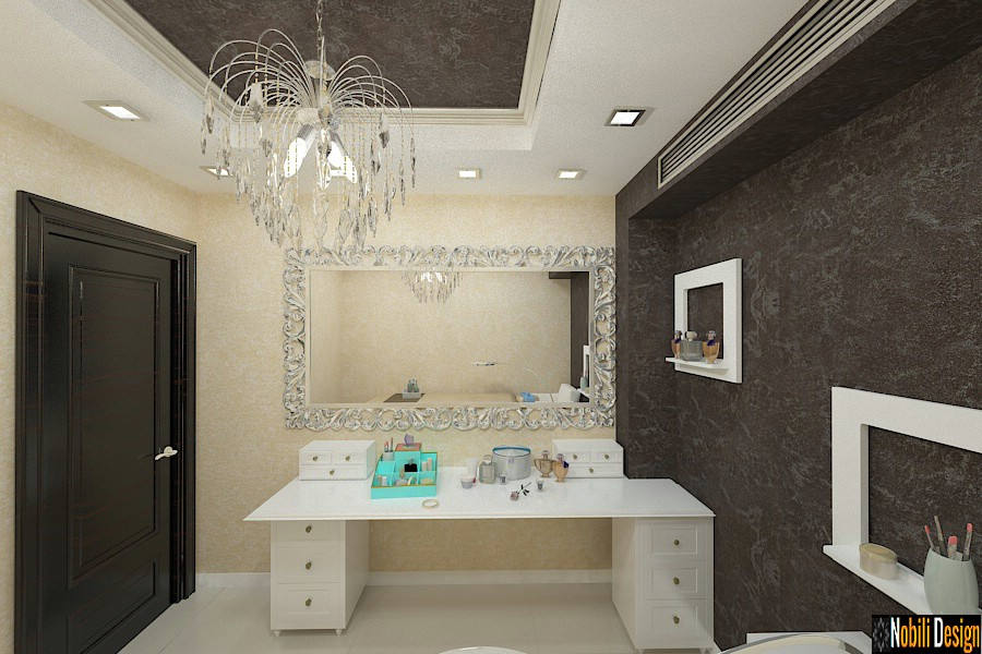 Interior design beauty salon project 13