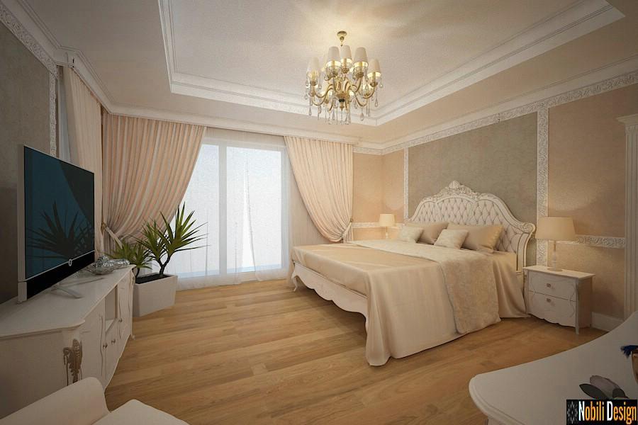 Boutique hotel room interior design