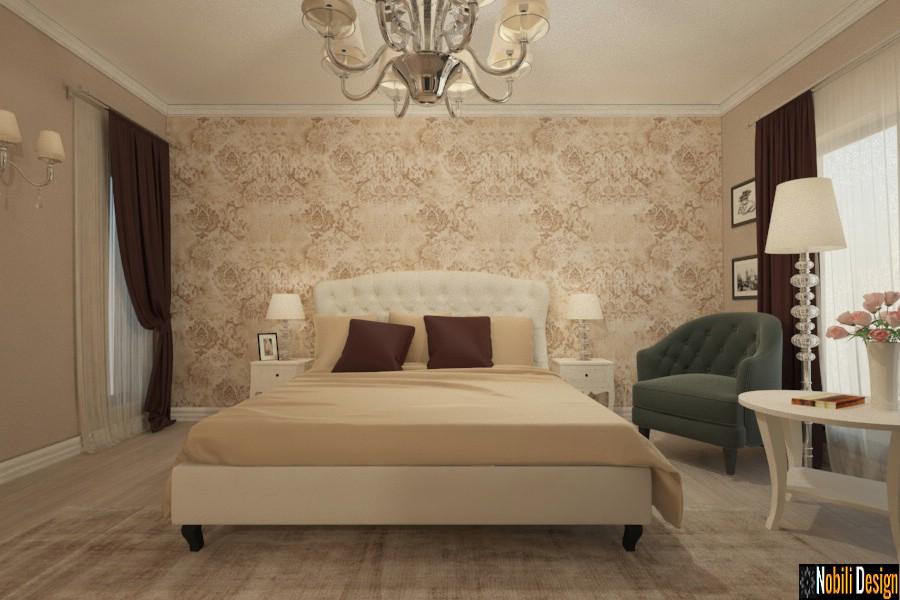 chambre d'hôtel intérieure design