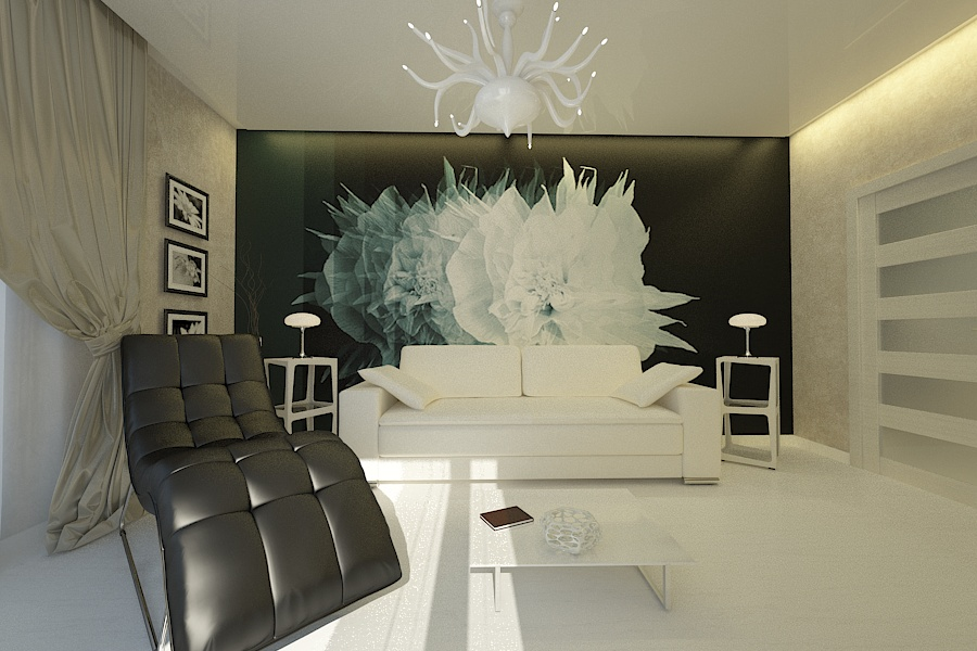 Contemporary style interior design project for a home 5