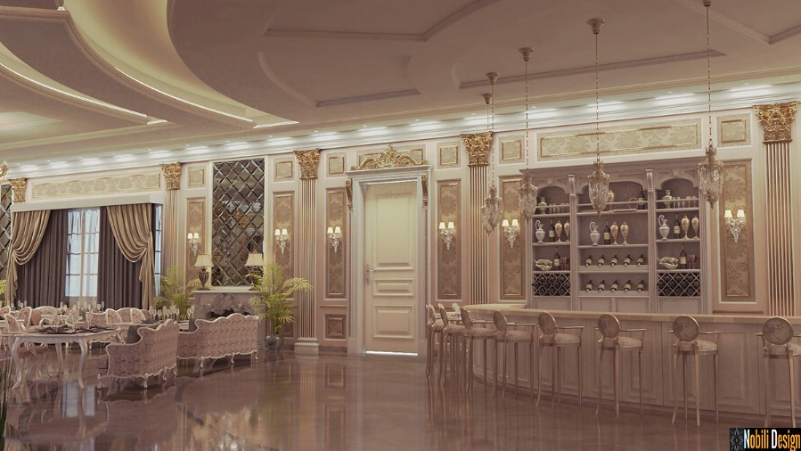design interior stil clasic  | Interior design salon events.