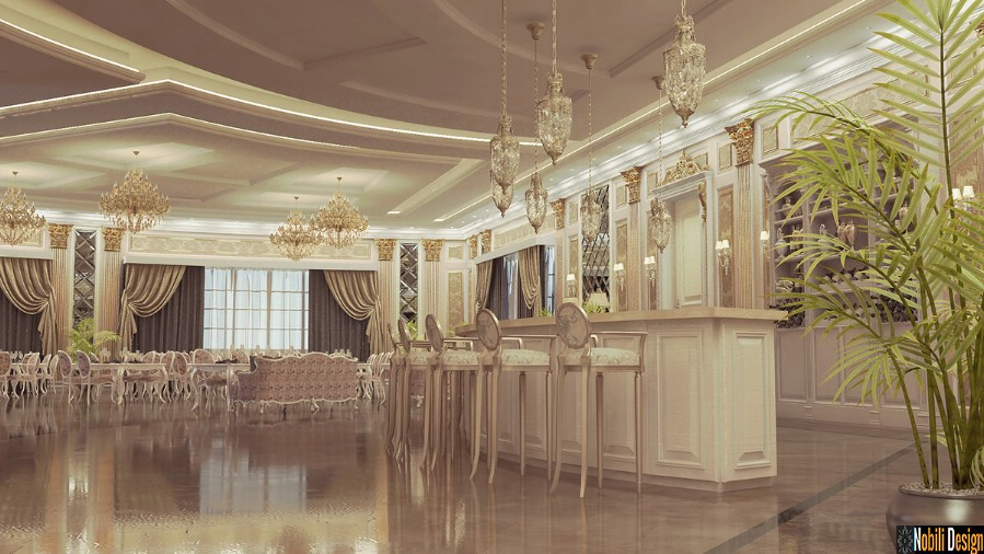 designer interior clasic eventimente  | Architect Interior design salons price.