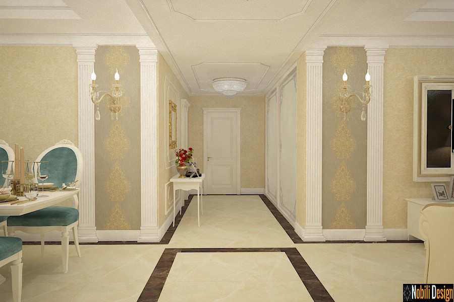Luxury classic interior design apartment project 4