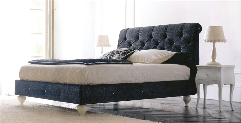bed bell antonio black 5700
