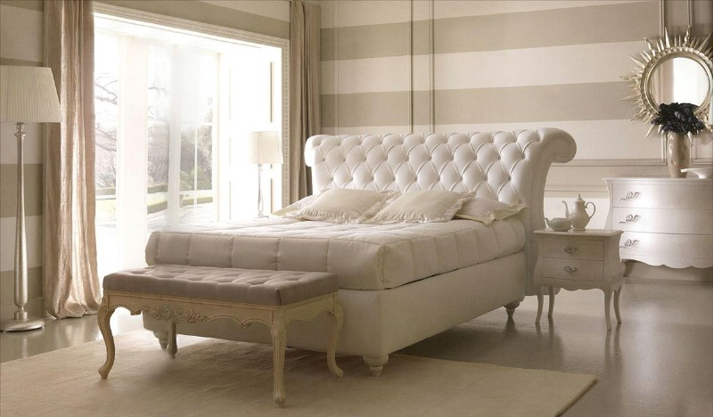 Classic bedroom furniture Monte Napoleone 1