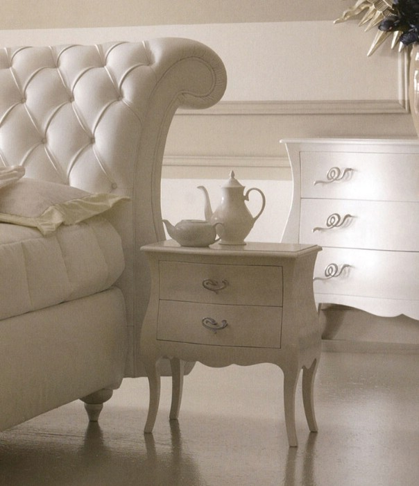 Classic bedroom furniture Monte Napoleone 3