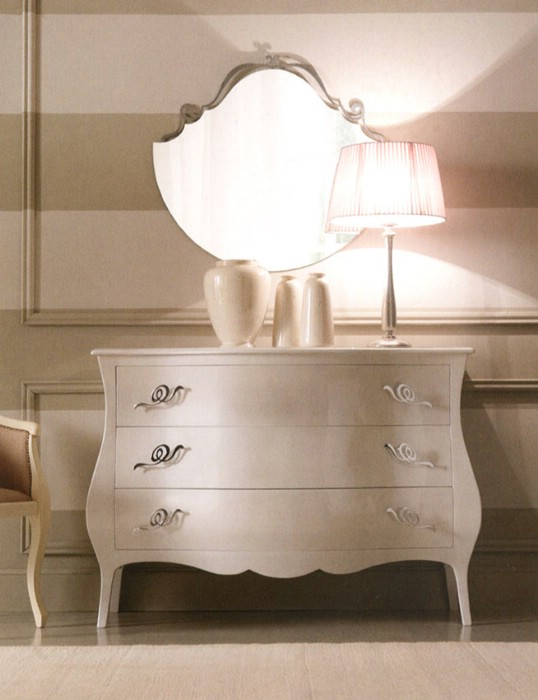 Classic bedroom furniture Monte Napoleone 4