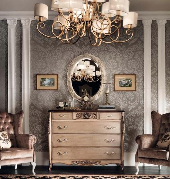 Классическая мебель для спальни Gran Guardia 14