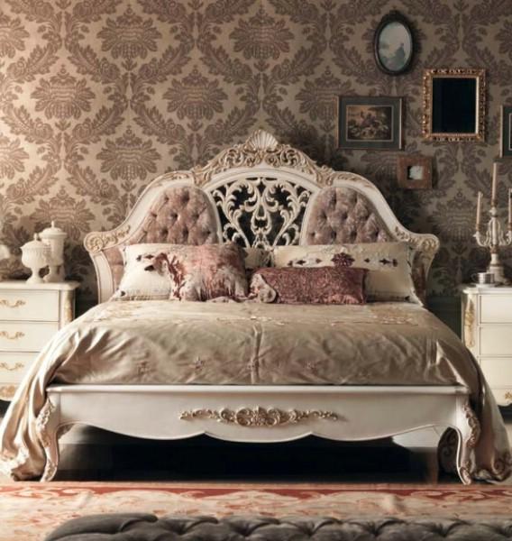 Классическая мебель для спальни Gran Guardia 2