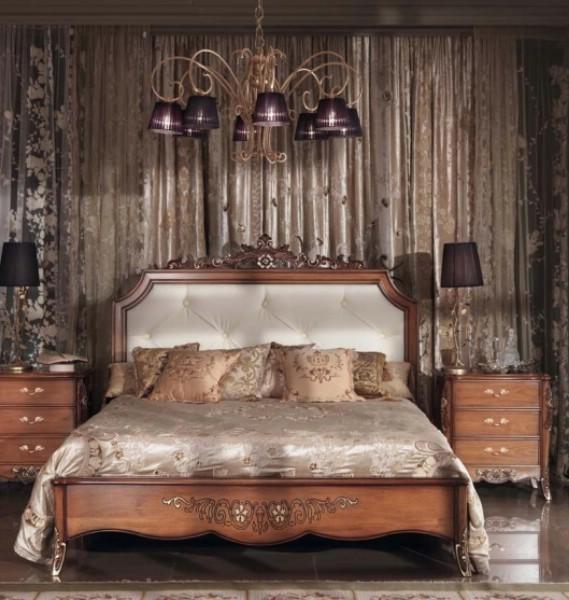 Классическая мебель для спальни Gran Guardia 5