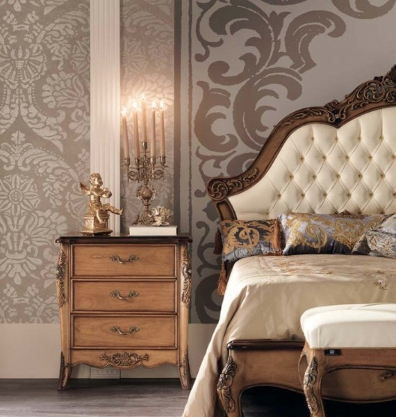 Классическая мебель для спальни Gran Guardia 7