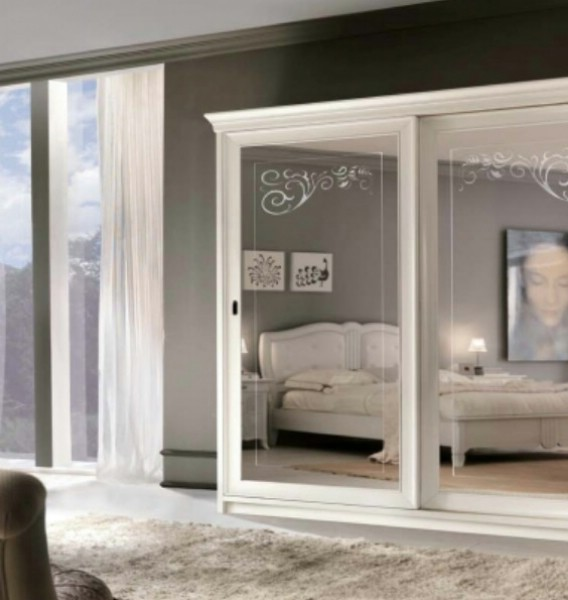 Classic bedroom furniture Newdeco 11