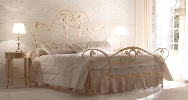 Classic de luxe bedroom furniture Gisel 2