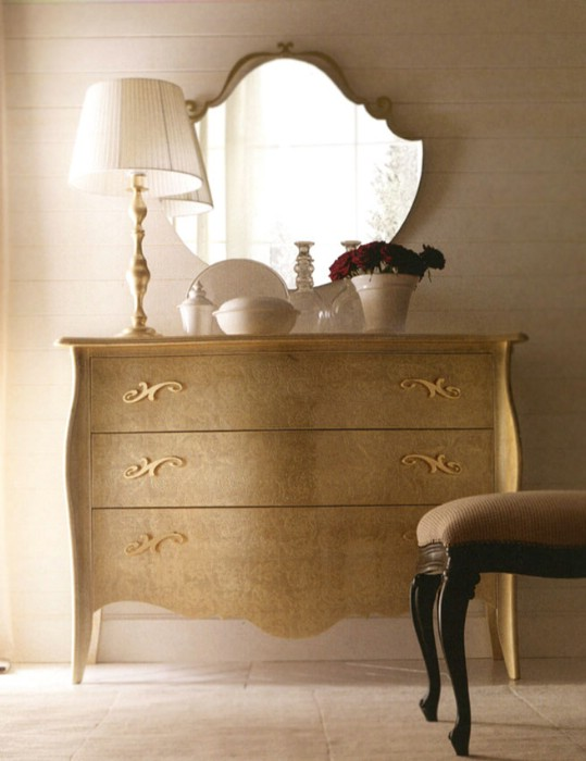 Classic de luxe bedroom furniture Gisel 3