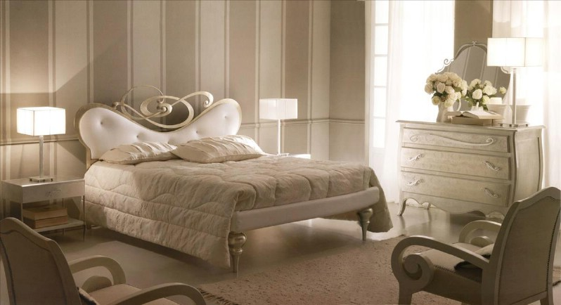 Classic bedroom furniture Gio - Classical Italian bedrooms ...