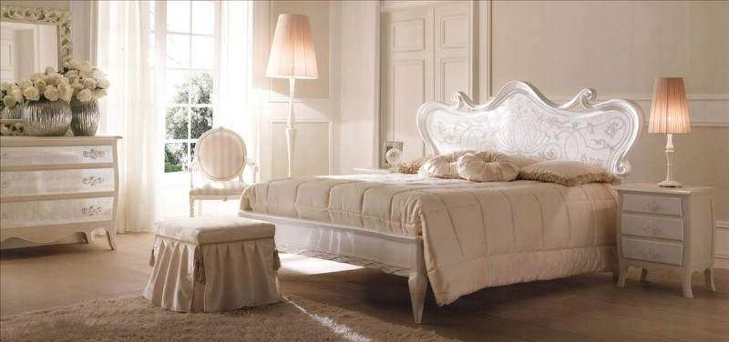 Классическая мебель для спальни класса люкс Флориан 1