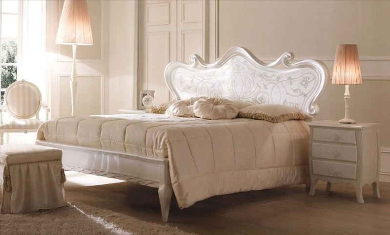 Classic de luxe bedroom furniture florian 2