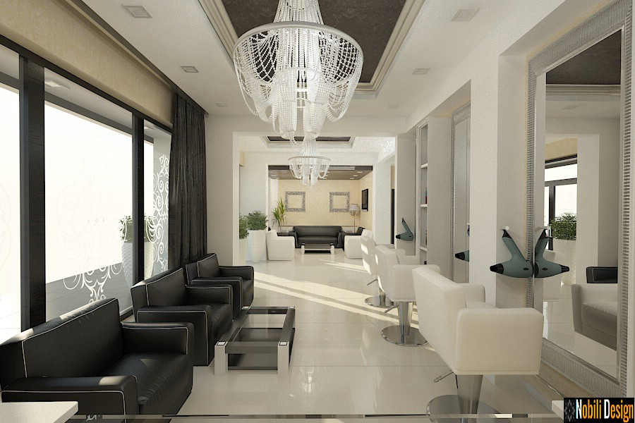 interior design beauty salon in cannes france 7