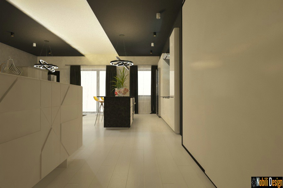 interior design modern apartment in marseille france 0 5