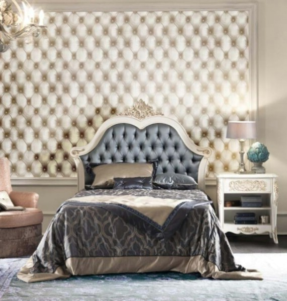 Upholstered bed Granguardia 4