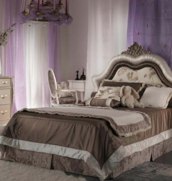 Upholstered bed Granguardia 8