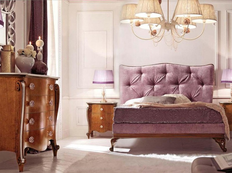 Classic luxury bedroom furniture Claire