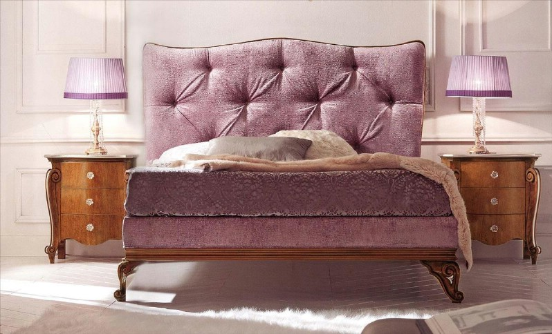Classic luxury bedroom furniture Claire 2