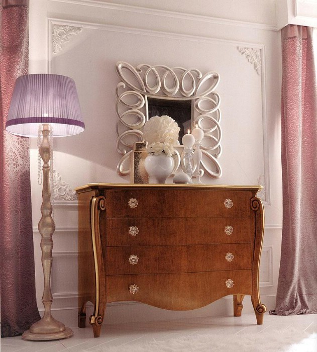 Classic luxury bedroom furniture Claire 4