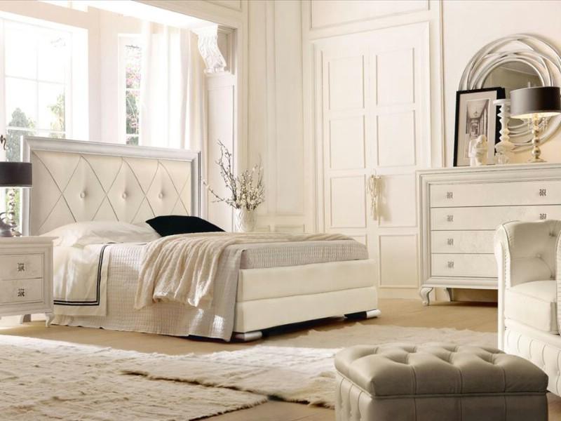 Classic bedroom Avenanti furniture - White Italian luxury ...