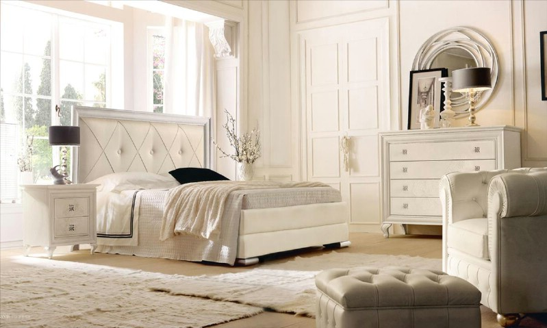 Classic luxury bedroom furniture Dorothee 1