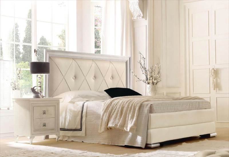Classic luxury bedroom furniture Dorothee 2