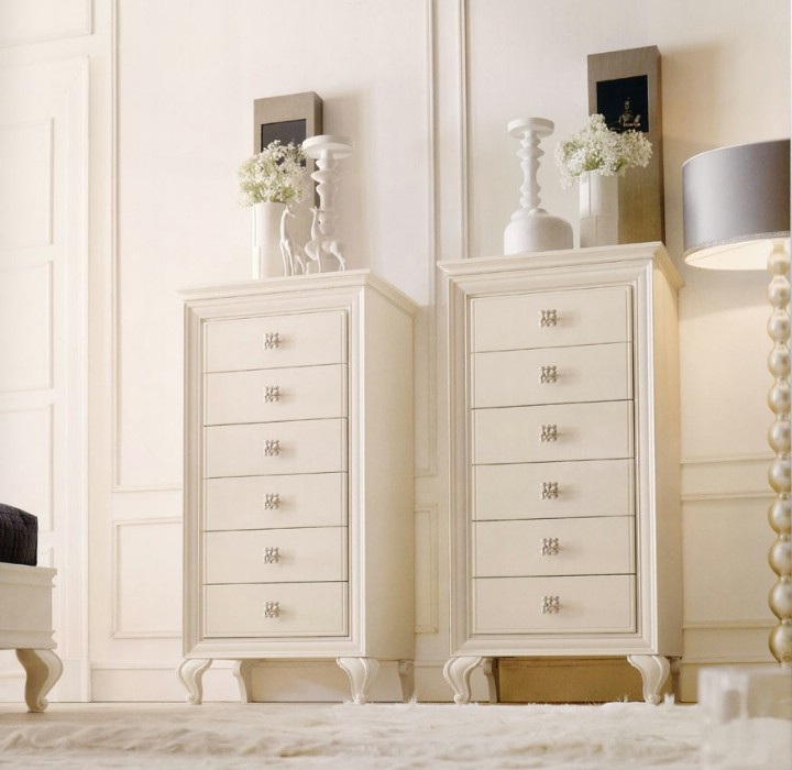Classic luxury bedroom furniture Dorothee 4