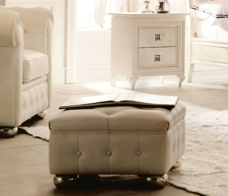 Classic luxury bedroom furniture Dorothee 5