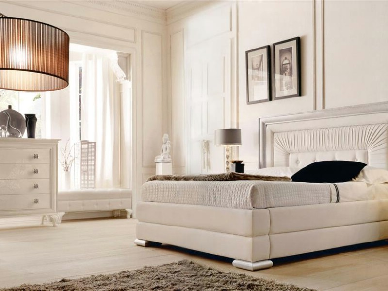 Classic luxury bedroom furniture Zoe