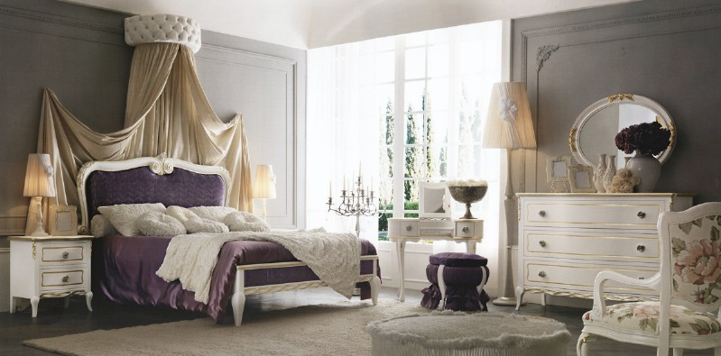Classic luxury bedroom furniture Live 1
